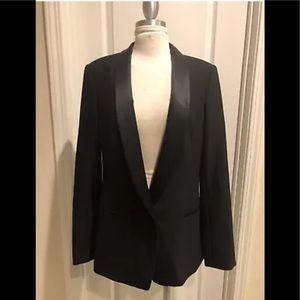ROBERT RODRIGUEZ Black Tuxedo Blazer Sz.8